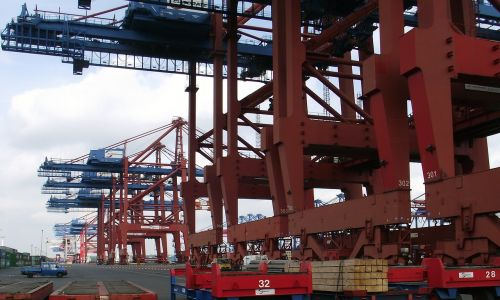 port container picker scales 32