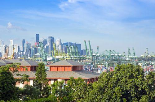 port singapore maritime