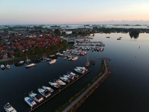 port grou friesland