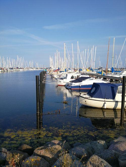 port boat water