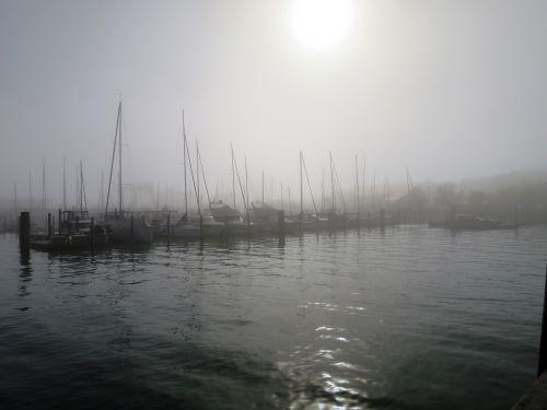 port fog constance