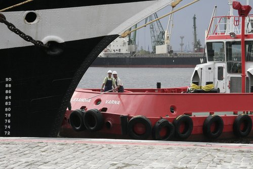 port  yacht  sea