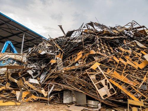 port  scrap recycling  scrap