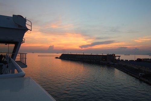 port  marine  water
