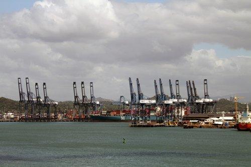 port  panama  canal