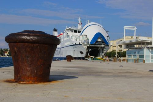 port ferry pier
