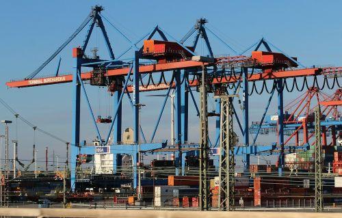 port cranes crane systems