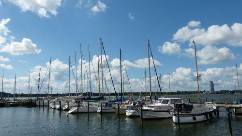 port sailing boats boats