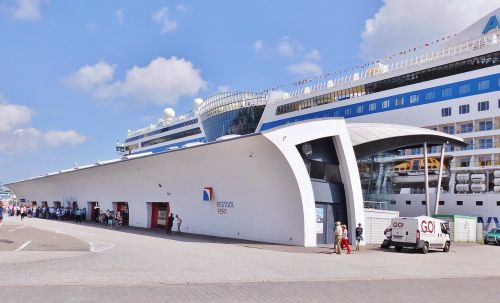 port aida passengers