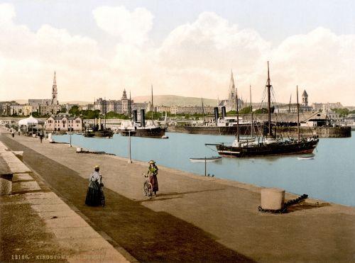 port dublin city