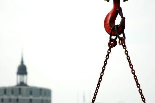 port hamburg crane