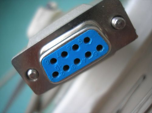port cable plug