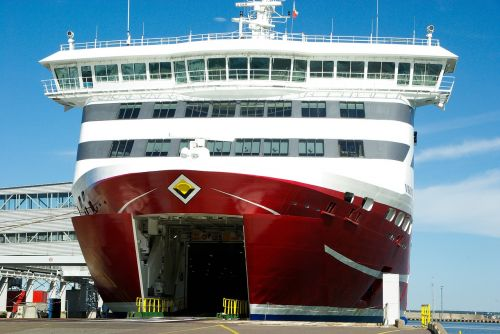 port ferry bridges
