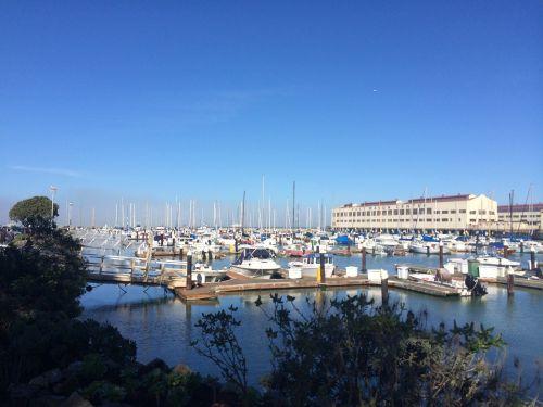 port san francisco booked