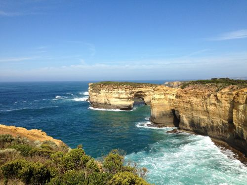 port campbell australia sea