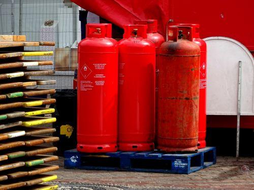 Portable Gas Bottles