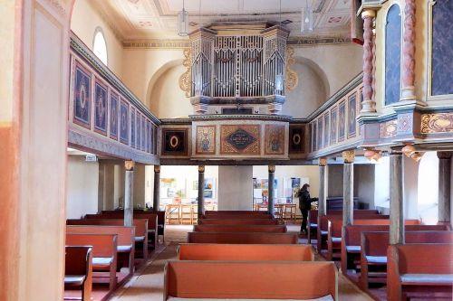 portal church organ