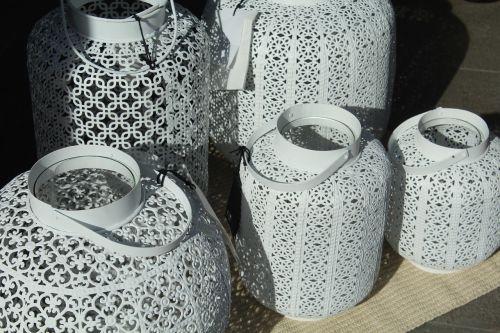 portalanterne containers handicraft