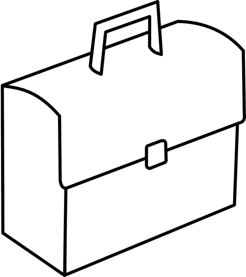 portfolio suitcase case