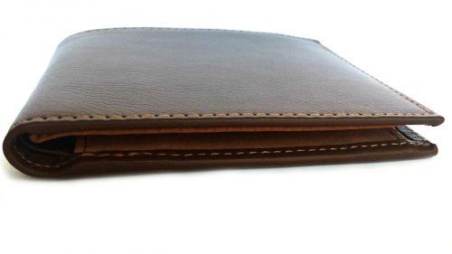 portfolio wallet leather