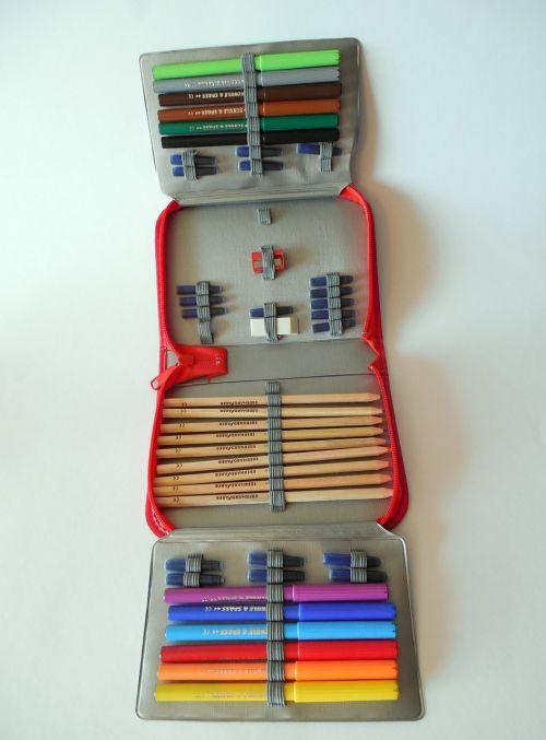 portfolio school pens