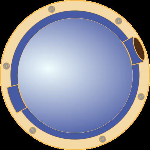 porthole ship window