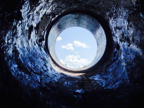 porthole hole tube