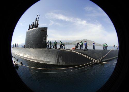 porthole greece submarine