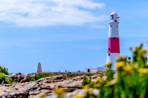 portland bill lighthouse portland