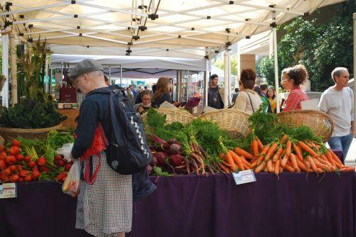 portland state university farmers market oregon