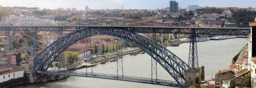 porto ponte maria pia eiffel