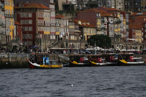 porto river douro city