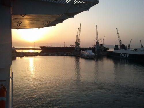 porto,jūra,Palermo
