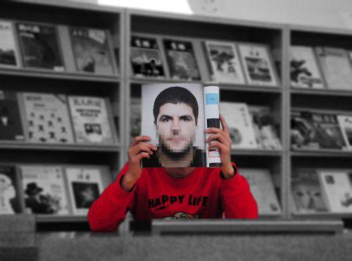 portrait magazine books