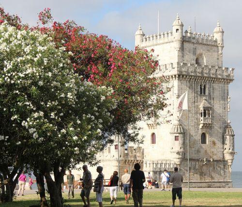 belem torredibelem portugal