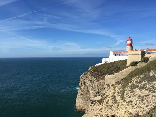 portugal lighthouse sagres