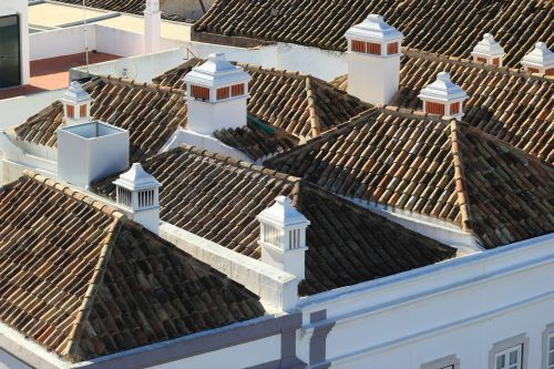 portugal faro roof