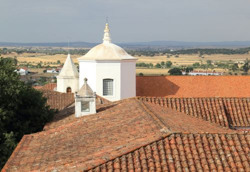 portugal evora roof