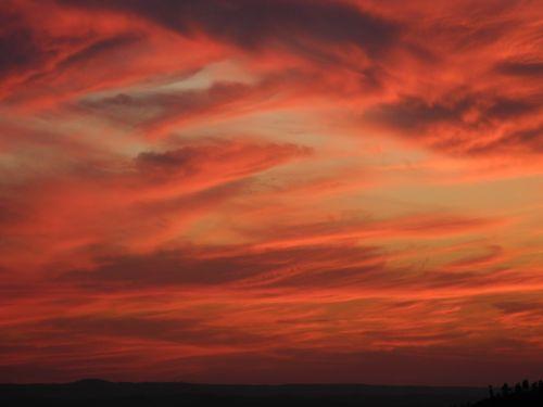 portugal algarve sunset
