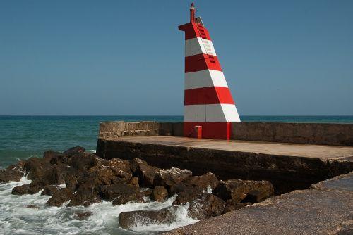portugal port lighthouse