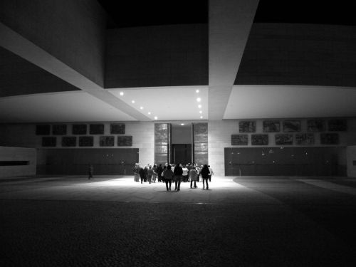 portugal fatima modern architecture