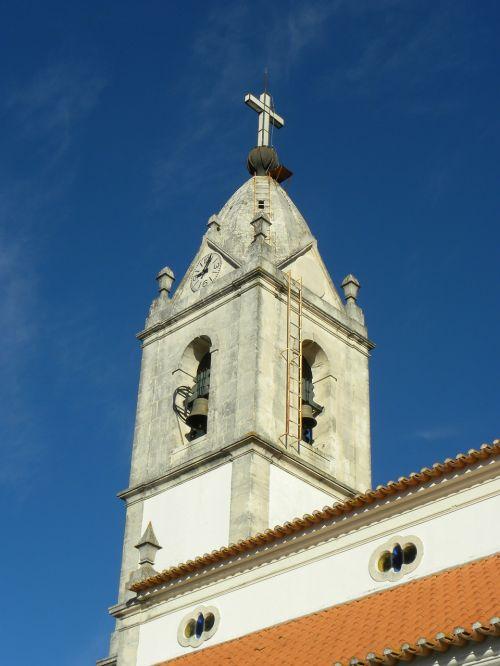 portugal fatima church steeple