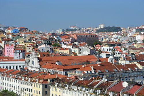 portugal lisbon city