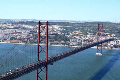 portugal lisbon bridge