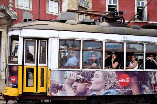 portugal lisbon tram