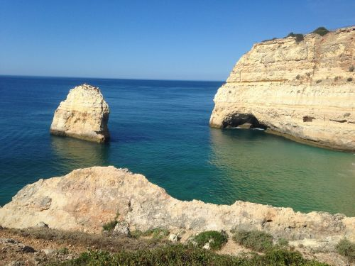 portugal beach algarve