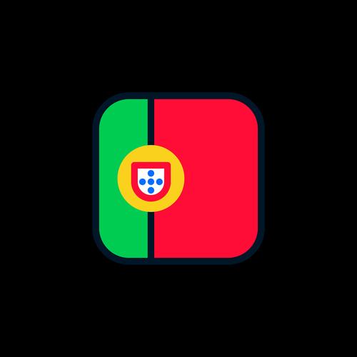 portugal  portugal icon  portugal flag