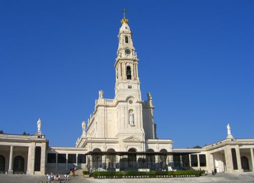 portugal sanctuary fatima