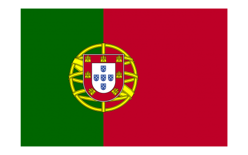 portugal green flag