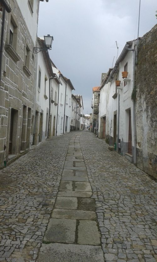 portugal miranda do douro street